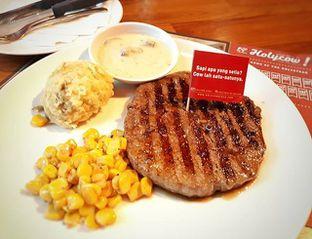 Foto - Makanan di Steak Hotel by Holycow! oleh Meiliyana Mei