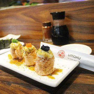 Foto review Umaku Sushi oleh Eka M. Lestari 1