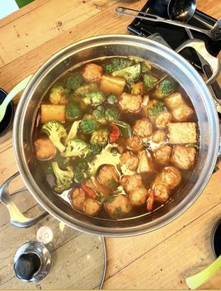 Foto 3 - Makanan di X.O Suki oleh @qluvfood