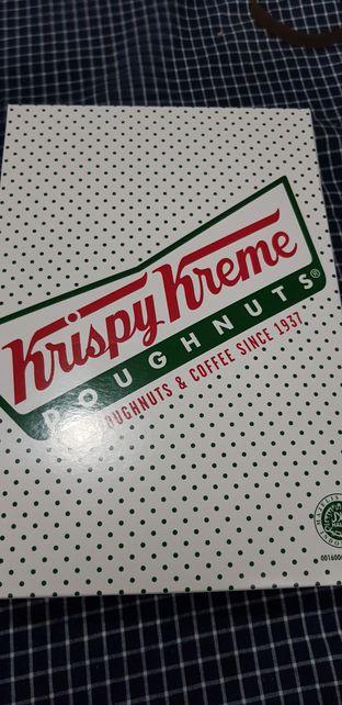 Foto 1 - Makanan di Krispy Kreme Cafe oleh Meri @kamuskenyang