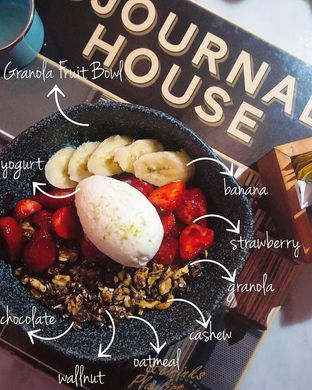 Foto 2 - Makanan di Djournal House oleh yudistira ishak abrar