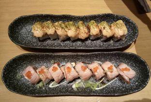 Foto 1 - Makanan di Sushi Tei oleh @qluvfood