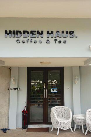 Foto 17 - Eksterior di Hidden Haus Coffee & Tea oleh yudistira ishak abrar