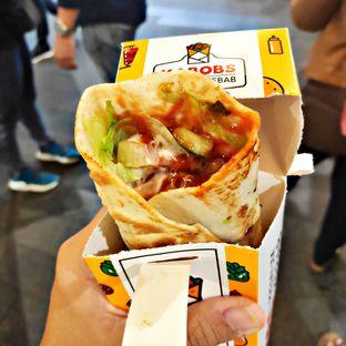 Foto - Makanan(Vegetable Kebab) di Kabobs oleh Nathania Kusuma