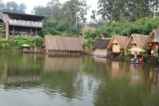 Foto review Dusun Bambu oleh Laura Fransiska 3