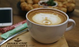 Wake Cup Coffee & Eatery - Grand Sovia Hotel Bandung