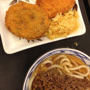 Foto 2 - Makanan di Marugame Udon oleh Almira  Fatimah