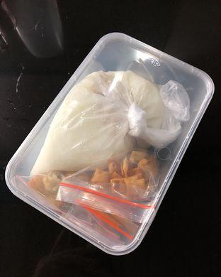 Foto 3 - Makanan(Bubur ayam porsi besar) di Bubur Wan oleh Claudia @claudisfoodjournal