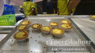 Foto review Hokkaido Baked Cheese Tart oleh Jakartarandomeats 7