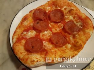 Foto 2 - Makanan di Pizza Marzano oleh Ladyonaf @placetogoandeat