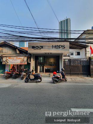 Foto review Hops Coffee oleh Saepul Hidayat 2