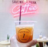 Foto Mango Yakult di District 7 Coffee