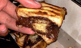 Roti Bakar Special