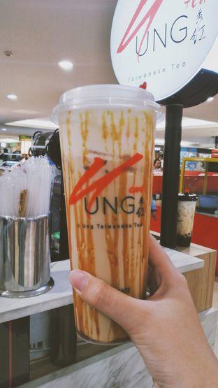 Foto 1 - Makanan(Caramel Milk Tea) di U Ung Taiwanese Tea oleh Kezia Kevina