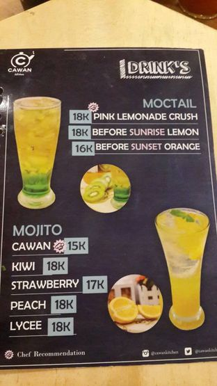 Foto 22 - Menu di Cawan Kitchen oleh NOTIFOODCATION Notice, Food, & Location