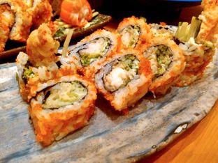 Foto 2 - Makanan(Tempura uramaki (IDR 130k)  ) di Sushi Sei oleh Renodaneswara @caesarinodswr