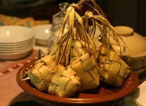 Mengenal Asal Usul Ketupat yang Jadi Kuliner Khas Lebaran