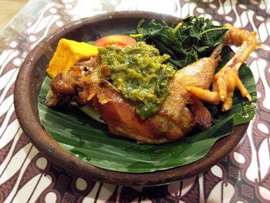 Bebek & Ayam Goreng Pak Ndut, Bogor Timur, Bogor - Lengkap: Menu terbaru,  jam buka & no telepon, alamat dengan peta