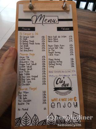 Foto review Cie' Dee Kedai Es & Kopi oleh cynthia lim 1