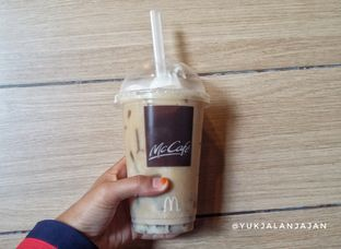 Foto 1 - Makanan(Ice Coffee Float Jelly) di McDonald's oleh Erika  Amandasari