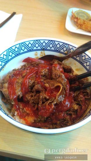 Foto 1 - Makanan di Yoshinoya oleh vera Siagian