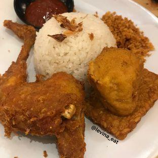 Foto 1 - Makanan di Ayam Gedebuk oleh Levina JV (IG : levina_eat )