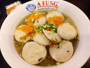 Foto review A Fung Baso Sapi Asli oleh nerissa arvina 1