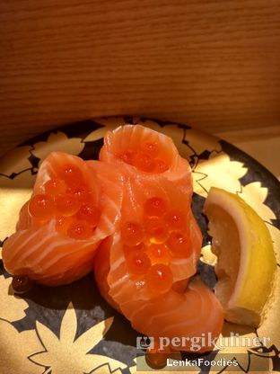 Foto review Sushi Tei oleh LenkaFoodies (Lenny Kartika) 2