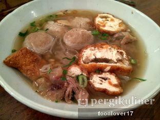 Foto 3 - Makanan di Bakso So'un & Mie Ayam TTD.47 oleh Sillyoldbear.id