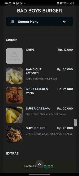 Foto review Bad Boys Burger oleh Fensi Safan 10