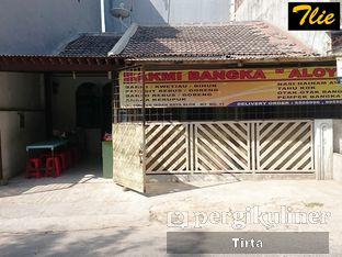 Foto 2 - Eksterior di Bakmi Bangka Aloy oleh Tirta Lie