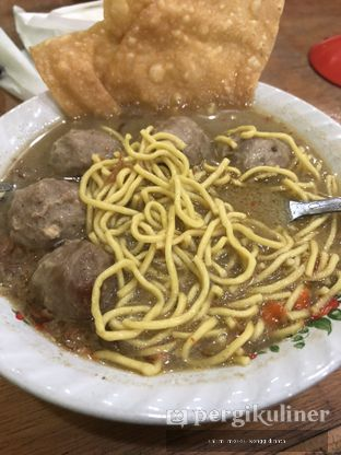 Foto 1 - Makanan di Bakso Solo Samrat oleh Oppa Kuliner (@oppakuliner)