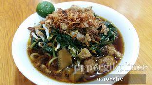 Foto review Mie Kangkung Berkat oleh Asiong Lie @makanajadah 1