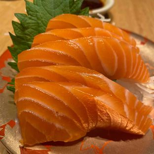 Foto 5 - Makanan di Sushi Tei oleh Levina JV (IG : @levina_eat & @levinajv)