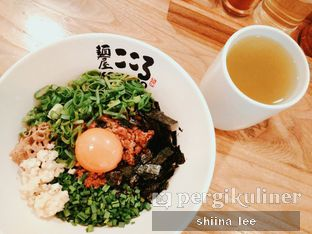 Foto 1 - Makanan di Kokoro Tokyo Mazesoba oleh Jessica   IG:  @snapfoodjourney