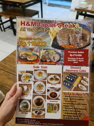 Foto review H&M Japan Steak oleh vio kal 10