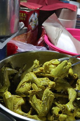 Foto 10 - Makanan di Nasi Uduk Kota Intan (Aweng) oleh thehandsofcuisine