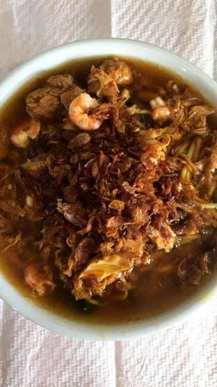 Foto 1 - Makanan(Mie Kangkung) di Mie Kangkung & Siomay Si Jangkung oleh Riris Hilda