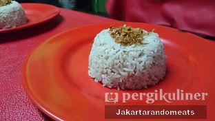 Foto 1 - Makanan di Nasi Uduk & Ayam Goreng Masdikun oleh Jakartarandomeats