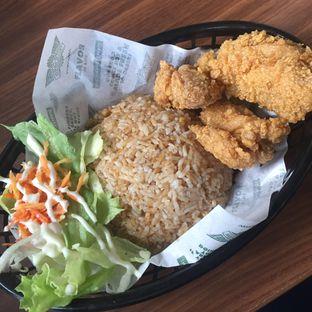 Foto 1 - Makanan di Wingstop oleh amelsabrina