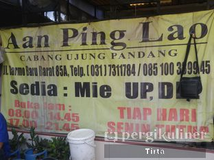 Foto review Depot Aan Ping Lao oleh Tirta Lie 3