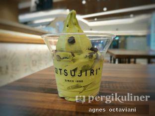 Foto - Makanan(O-Matcha Soft Ice Cream) di Tsujiri oleh Agnes Octaviani