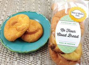 Mengenal Cloud Bread, Roti Tanpa Tepung yang Populer di Eropa dan Amerika