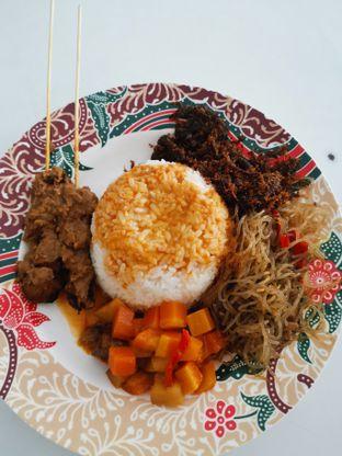 Foto 1 - Makanan(Nasi campur) di Depot Vegetarian Sehat oleh Angela Debrina