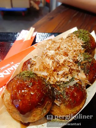 Foto - Makanan di Gindaco oleh Annisa Nurul Dewantari