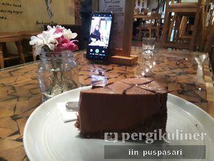 Foto 3 - Makanan(Nutella Cheesecake) di Hummingbird Eatery oleh Iin Puspasari
