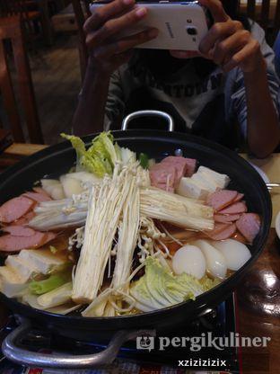 Foto 1 - Makanan(Buddae Jiggae) di Chung Gi Wa oleh zizi