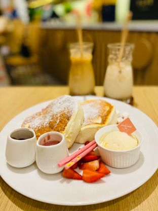 Foto 1 - Makanan di The Pancake Co. by DORE oleh Maria Marcella