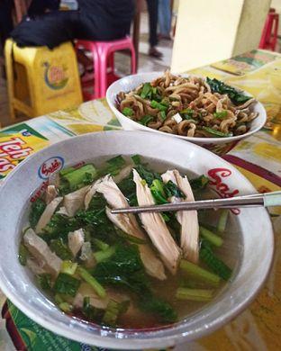Foto review Mie Ayam Acing oleh Junior  2