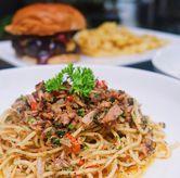 Foto Spaghetti Aglio Olio di 7AM Coffee